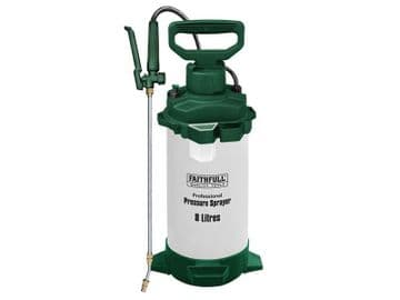 Professional Sprayer with Viton® Seals 8 litre